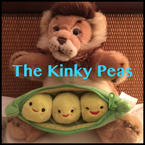 Three Peas and a Lion